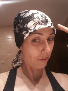 pañuelo quimio, pañuelo cáncer