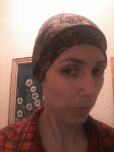pañuelo quimioterapia