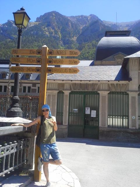 En Canfranc estación
